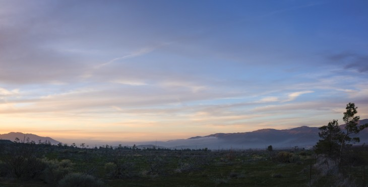 tehachapi-sunset-pano
